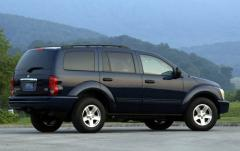 2006 Dodge Durango exterior