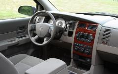 2008 Dodge Durango interior