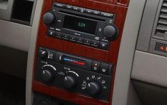 2009 Dodge Durango interior