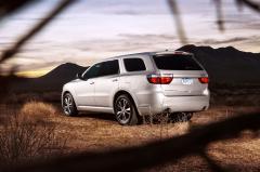 2013 Dodge Durango exterior