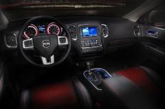 2013 Dodge Durango interior