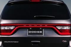 2014 Dodge Durango exterior