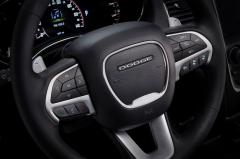 2014 Dodge Durango interior