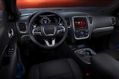 2015 Dodge Durango interior