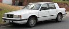 1993 Dodge Dynasty Photo 1