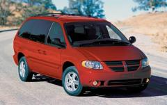 2005 Dodge Grand Caravan exterior
