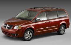 2009 Dodge Grand Caravan exterior