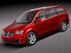 2011 Dodge Grand Caravan Photo 1
