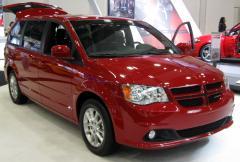 2012 Dodge Grand Caravan Photo 1