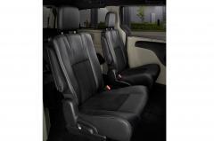2016 Dodge Grand Caravan interior