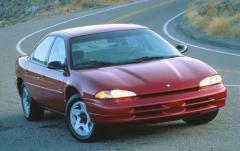 1993 Dodge Intrepid exterior