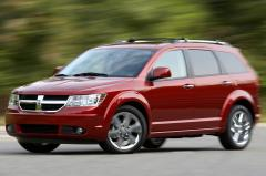 2010 Dodge Journey exterior