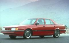 1992 Dodge Monaco exterior