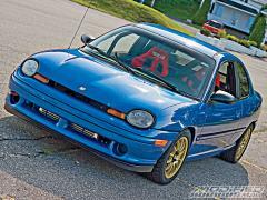1998 Dodge Neon Photo 1