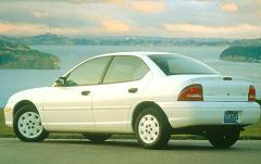 1999 Dodge Neon exterior