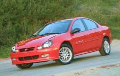 2001 Dodge Neon exterior