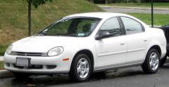 2002 Dodge Neon Photo 1