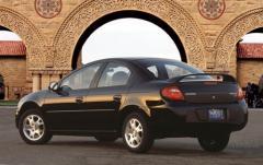 2005 Dodge Neon exterior