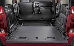 2008 Dodge Nitro interior