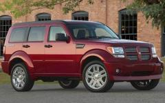 2011 Dodge Nitro exterior