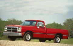 1991 Dodge Ram 150 exterior
