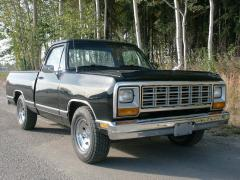 1993 Dodge Ram 150 Photo 1
