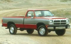 1991 Dodge Ram 250 exterior
