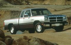 1992 Dodge Ram 250 exterior