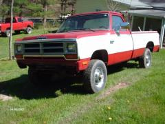 1990 Dodge Ram 350 Photo 6