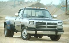 1991 Dodge Ram 350 exterior