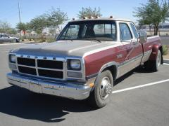 1992 Dodge Ram 350 Photo 3