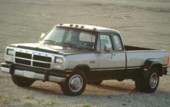 1992 Dodge Ram 350 exterior