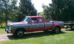 1993 Dodge Ram 350 Photo 2