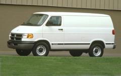 1998 Dodge Ram Van exterior