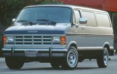 1992 Dodge Ram Wagon Photo 1