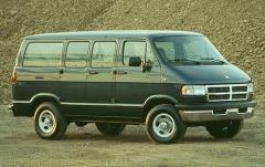 1996 Dodge Ram Wagon exterior