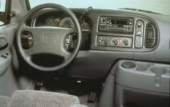 1999 Dodge Ram Wagon interior