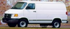 2000 Dodge Ram Wagon Photo 1