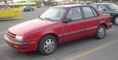 1991 Dodge Shadow Photo 5