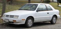 1992 Dodge Shadow Photo 1