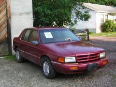 1993 Dodge Spirit Photo 1