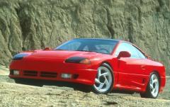 1993 Dodge Stealth exterior