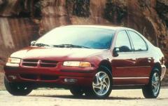 1997 Dodge Stratus exterior