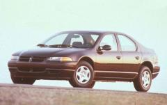 1998 Dodge Stratus exterior