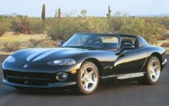 1993 Dodge Viper exterior