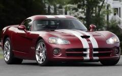 2010 Dodge Viper exterior