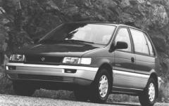 1996 Eagle Summit exterior