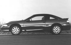 1991 Eagle Talon exterior