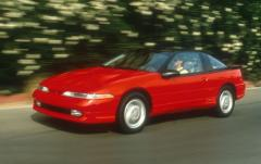 1991 Eagle Talon exterior