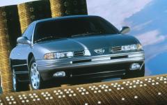 1996 Eagle Vision exterior